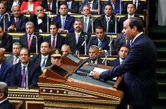 """""""دعم مصر"""": المصريون اليوم لهم دراية بما يحدث.. وظهرت ملامح المستقبل بعد خطاب الرئيس السيسي"""