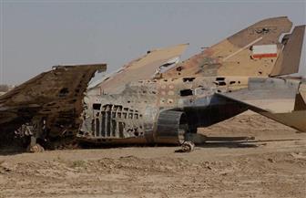 تحطم طائرة عسكرية إيرانية في أصفهان