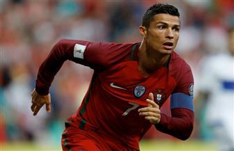 رونالدو يقود البرتغال أمام المغرب