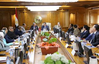 مجلس المراكز البحثية يناقش قواعد التعيين والترقية داخل المعاهد والهيئات  صور