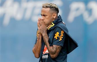 نيمار يعود لتدريبات البرازيل استعدادا لمواجهة كوستاريكا