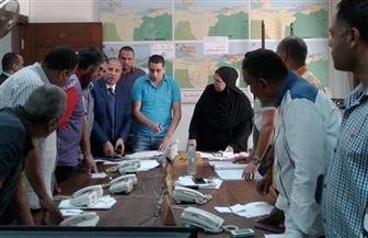 محافظ الإسكندرية يتفقد غرفة العمليات الرئيسية لمتابعة تطبيق التسعيرة الجديدة للنقل الجماعي | صور