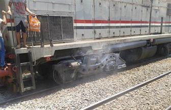 السكة الحديد توضح حقيقة الفيديو الذى تم تداوله عن خرير سولار من جرار أثناء وقوفه داخل حوش الورش   فيديو