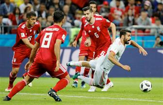 إسبانيا تتقدم على إيران بهدف كوستا