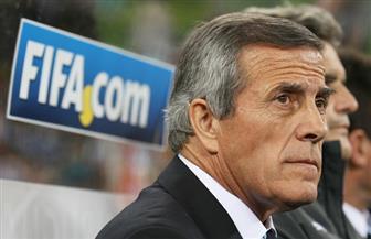مدرب أوروجواي: هجوم السعودية صعب المباراة علينا