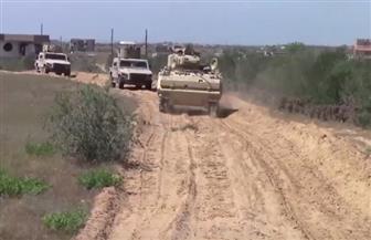 البيان رقم 24 للقوات المسلحة: القضاء على ٣٢ إرهابيا واكتشاف وتدمير ٢٧٤ وكرا| فيديو