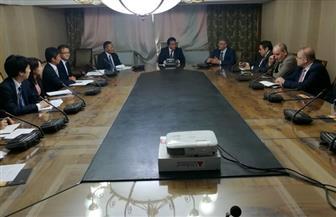وزير التعليم العالي يبحث آليات التعاون العلمي مع رئيس هيئة الجايكا اليابانية| صور