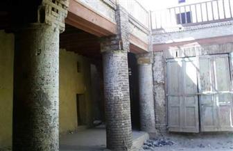 بدء أعمال ترميم وكالة الجداوى بمدينة إسنا بالأقصر