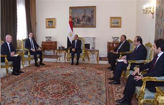 الرئيس السيسي لكوشنر: حريصون على استمرار تعزيز علاقاتنا الإستراتيجية مع الولايات المتحدة