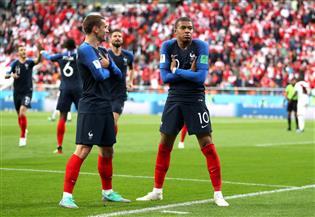 مبابي يتقدم لفرنسا في الشوط الأول على حساب بيرو.. ويدخل التاريخ في كأس العالم