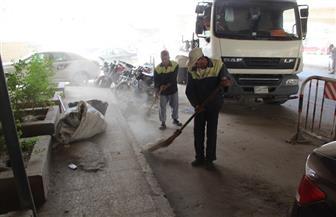 محافظ الجيزة: خطة عاجلة لرفع كفاءة أعمال النظافة في الشوارع الرئيسة والفرعية | صور