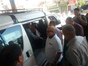 وقف 3 سيارات أجرة بالسنطة ثلاثة أشهر بسبب مخالفة التسعيرة الرسمية