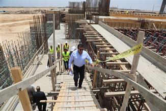 خالد عبدالغفار: تقديم جميع التسهيلات لسرعة الانتهاء من الجامعة المصرية اليابانية بتكلفة 3 مليارات جنيه