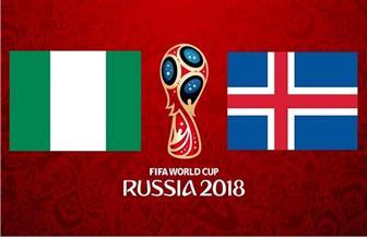 التشكيل الرسمي لمواجهة نيجيريا وأيسلندا في كأس العالم 2018