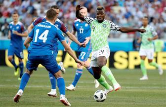 كأس العالم 2018..  نيجيريا تتقدم على أيسلندا بهدف في الشوط الثاني