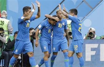 البرازيل تعادل ألمانيا في المونديال.. ونيمار وكوتينيو يحصدان أرقاما مميزة