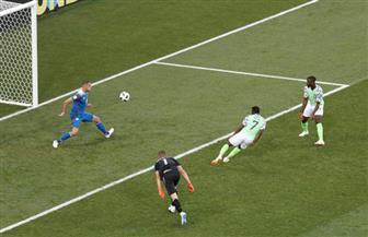 أحمد موسى يعزز تقدم منتخب نيجيريا على أيسلندا