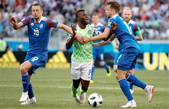 شاهد ملخص وأهداف مباراة نيجيريا وأيسلندا في كأس العالم