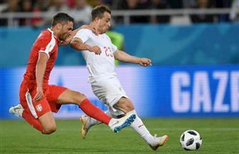 كأس العالم 2018.. شاكيري رجل مباراة سويسرا وصربيا