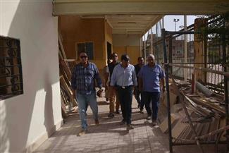 محافظ الأقصر يتفقد مقر مبنى السجل المدني الجديد بمنطقة العوامية | صور