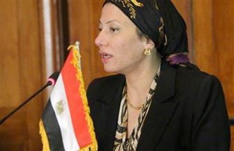 وزيرة البيئة  تستعرض جهود  التصدى لمصادر تلوث نهر النيل