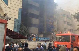 إحالة المتهم بالتسبب في وفاة 8 عمال بحريق باب الشعرية للمحاكمة