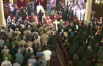 الكنيسة تقيم صلاة الجنازة على اللواء باقي زكي صاحب فكرة تدمير خط بارليف