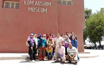 انطلاق البرنامج التدريبي لمتطوعي العمل في متاحف مصر | صور