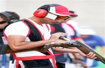 أحمد قمر يتأهل لنهائي الرماية بدورة ألعاب البحر المتوسط
