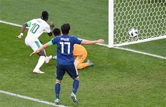 السنغال تتقدم على اليابان بهدف مبكر لساديو ماني
