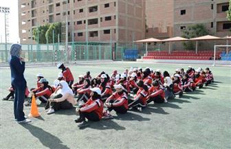 بدء فعاليات المعسكر السنوي للتربية الرياضية بسوهاج|صور