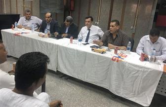 إجتماع موسع لتجارية سوهاج لمنع السوق السوداء لأسطوانة البوتاجاز