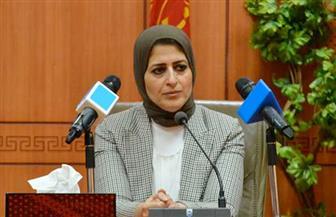 وزيرة الصحة تتابع حالة المصابين في حادث الكريمات.. وتوجه بتوفير كل سبل الدعم