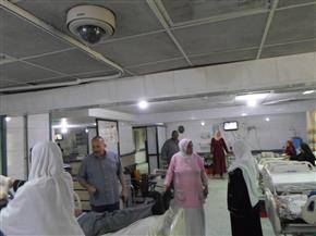 إحالة 112 من العاملين بالمحليات والصحة في مركز كفرالزيات إلى التحقيق | صور