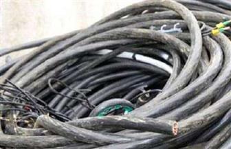 الحبس سنة لـ3 متهمين لسرقتهم أسلاكا كهربائية بمدينة بدر