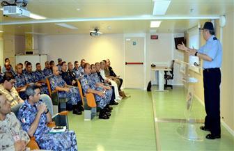 """بدء فعاليات التدريب البحري - الجوي المشترك المصري - اليوناني - القبرصي """"ميدوزا 6"""""""