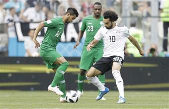 تعادل إيجابي بين مصر والسعودية في الشوط الأول.. والحضري ينقذ ضربة جزاء