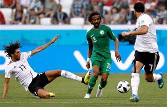 مصر تخسر من السعودية في ختام مشوارها بالمونديال | صور