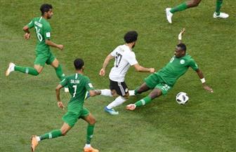 إحصائيات مباراة مصر والسعودية.. الأخضر يتفوق في كل شئ