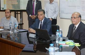 وزير النقل يفتتح فعاليات التدريب اللوجستي للحصول على الشهادات الاحترافية الدولية