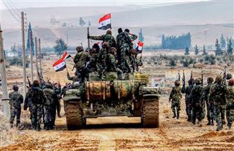 التليفزيون الروسي: الجيش السوري يسيطر على قواعد تركتها القوات الأمريكية