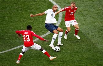 الدنمارك تتأهل رسميا إلى دور ثمن النهائى بعد التعادل مع فرنسا.. وخسارة أستراليا من بيرو
