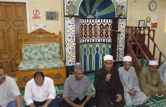 حملة لتوعية أئمة مساجد الأقصر بثقافة ترشيد استهلاك المياه   صور