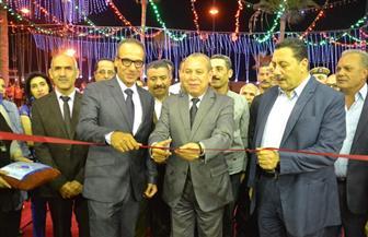 """الحاج علي في افتتاح """"رأس البر للكتاب"""": المعرض يأتي ضمن توجيهات الرئيس السيسي   صور"""