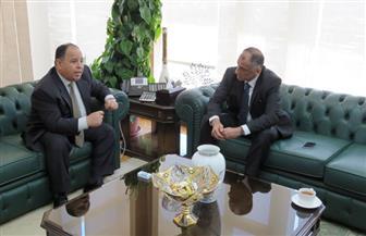 """لجنة مشتركة للتنسيق بين """"المركزي"""" و""""المالية"""" لوضع مصر ضمن أقوى 30 اقتصاداً بالعالم"""