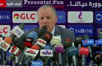 """""""صفرالمونديال"""" يفتح النار على اتحاد الكرة.. ومطالب بـ استقالته ومحاسبته بعد مهزلة مؤتمر أبو ريدة"""