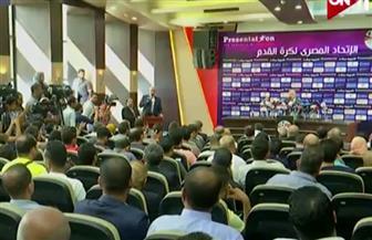 هاني أبو ريدة: عاقبت سعد سمير وسنحقق مع بعض اللاعبين
