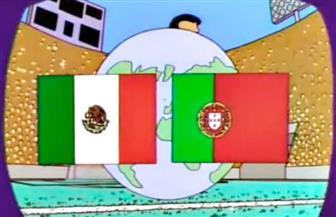 مسلسل كرتونى يتنبأ بطرفى نهائى كأس العالم 2018 | فيديو