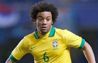 الظهير الأيسر البرازيلي مارسيللو يتعافى من آلام أسفل الظهر