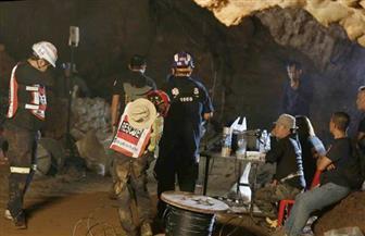 رجال الإنقاذ يسابقون الزمن لانتشال فريق الكرة المحتجز في كهف تايلاند